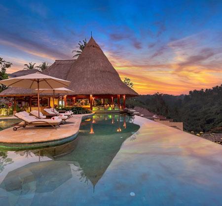 Daftar Villa Romantis Untuk Bulan Madu di Bali - Viceroy Bali