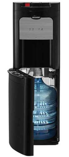 Dispenser Galon Bawah Terbaik - Sharp SWD-72EHL-BK