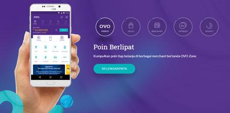 Dompet Digital/E-wallet Terbaik Di Indonesia - OVO