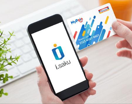 Dompet Digital/E-wallet Terbaik Di Indonesia - i.Saku