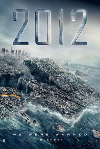 Film Bertema Kiamat dan Bencana Alam Terbaik - 2012