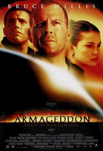 Film Bertema Kiamat dan Bencana Alam Terbaik - Armageddon