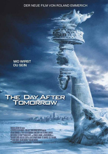Film Bertema Kiamat dan Bencana Alam Terbaik - The Day After Tomorrow
