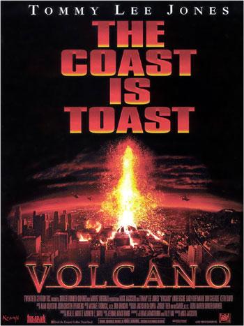 Film Bertema Kiamat dan Bencana Alam Terbaik - Volcano