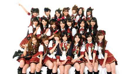 Girl Group Jepang Tercantik Dan Terpopuler - AKB48