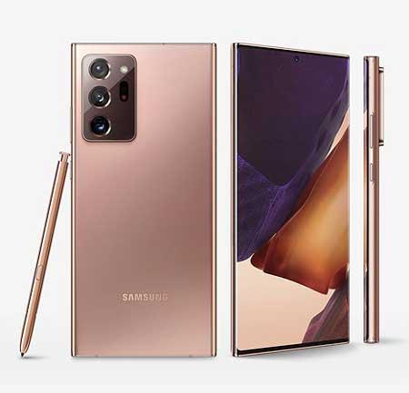 HP Samsung Terbaru 2020 - Samsung Galaxy Note 20 Ultra