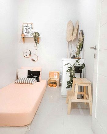 Inspirasi Desain Ruang Tidur Minimalis Modern Yang Nyaman