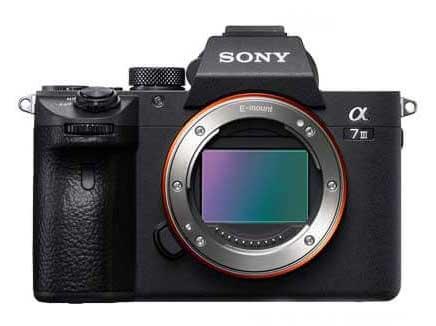 Kamera Sony Terbaru - Sony A7 Mark III