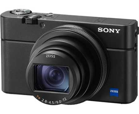Kamera Sony Terbaru - Sony Cyber-Shot DSC-RX100 VI
