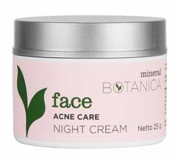 Krim Malam Terbaik Untuk Kulit Berminyak Dan - Mineral Botanica Face Acne Care Night Cream