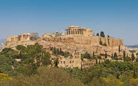 Landmark Terbaik Di Dunia - Acropolis, Athena