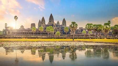 Landmark Terbaik Di Dunia - Angkor Wat