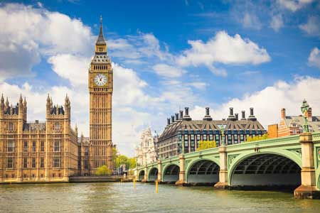 Landmark Terbaik Di Dunia - Big Ben, London