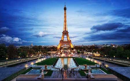 Landmark Terbaik Di Dunia - Menara Eiffel, Paris