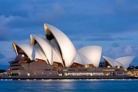 Landmark Terbaik Di Dunia - Sydney Opera House, Sydney