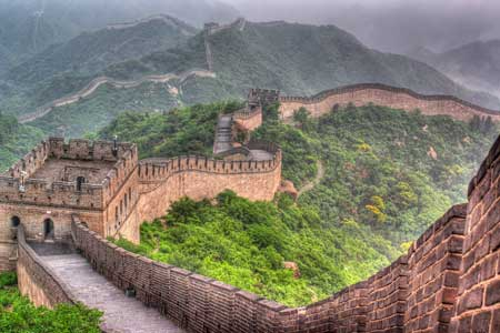 Landmark Terbaik Di Dunia - The Great Wall of China