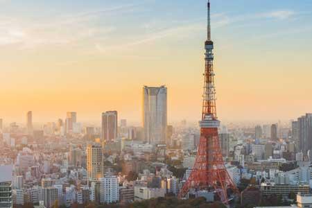 Landmark Terbaik Di Dunia - Tokyo Tower, Tokyo