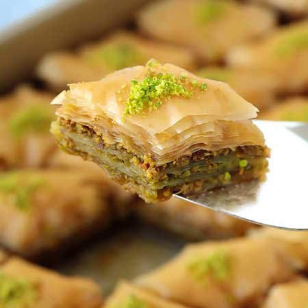 Makanan Timur Tengah Yang Ada Di Indonesia - Baklava