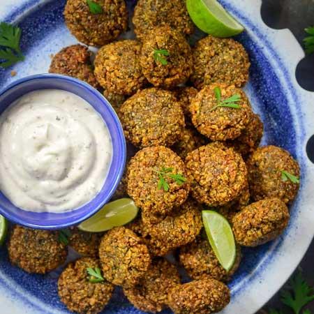 Makanan Timur Tengah Yang Ada Di Indonesia - Falafel