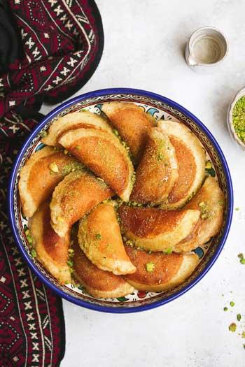 Makanan Timur Tengah Yang Ada Di Indonesia - Katayef