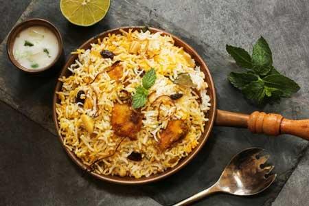 Makanan Timur Tengah Yang Ada Di Indonesia - Nasi Biryani