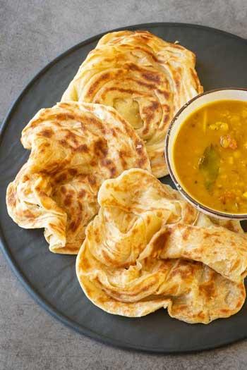 Makanan Timur Tengah Yang Ada Di Indonesia - Roti Canai