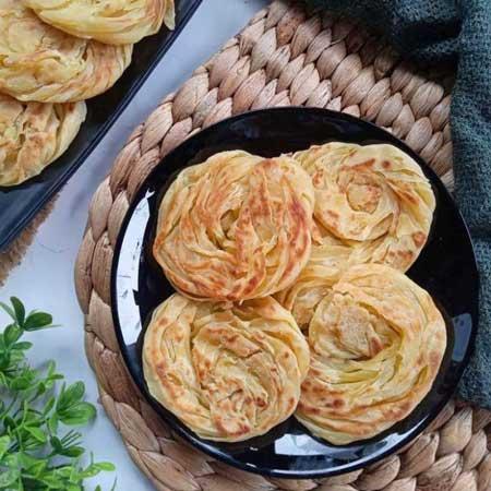 Makanan Timur Tengah Yang Ada Di Indonesia - Roti Maryam