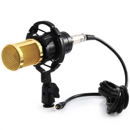Microphone Untuk Youtuber Terbaik Dan Murah - Taffware