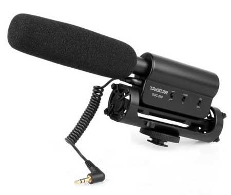 Microphone Untuk Youtuber Terbaik Dan Murah - Takstar SGC-598