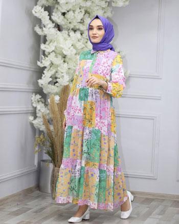 Model Baju Gamis Terbaru Yang Kekinian Agar Terlihat Makin Trendi Blog Unik