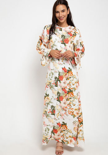 Model Baju Gamis Terbaru