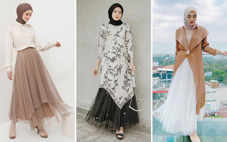 Ootd Hijab Rok Tutu Agar Kamu Tampil Stylish Blog Unik