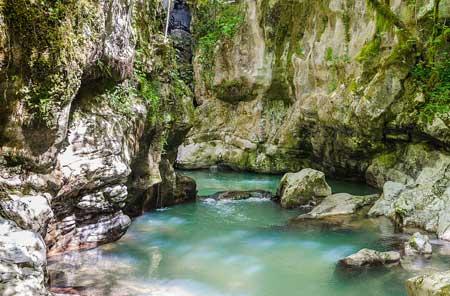 Oasis Terindah Di Dunia - Oasis Bussento, Morigerati, Italia