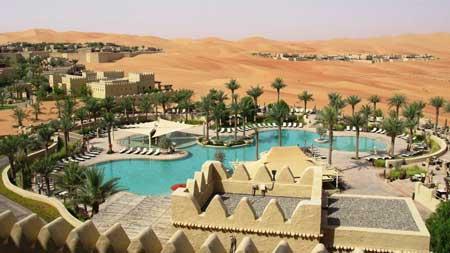 Oasis Terindah Di Dunia - Oasis Liwa, Uni Emirat Arab