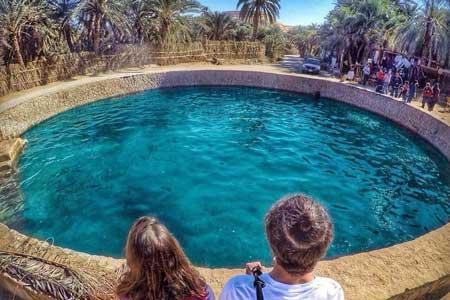 Oasis Terindah Di Dunia - Oasis Siwa, Mesir
