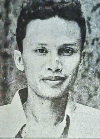 Pahlawan Indonesia Yang Hampir Terlupakan - Syahrudin