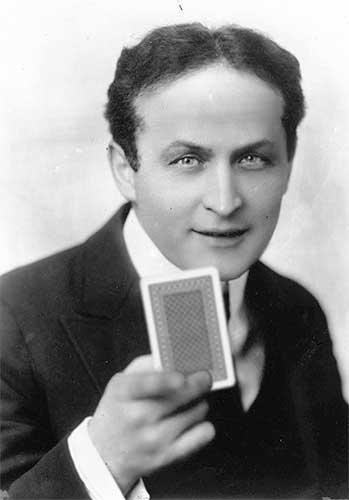 Pesulap Terbaik Di Dunia - Harry Houdini