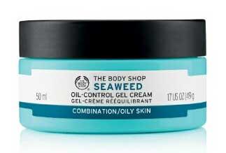 Produk The Body Shop Terbaik - The Body Shop Seaweed Oil-Control Gel Cream