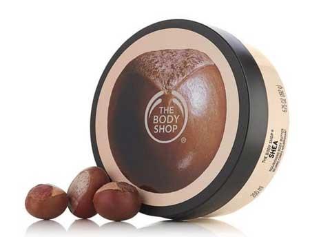 Produk The Body Shop Terbaik - The Body Shop Shea Body Butter
