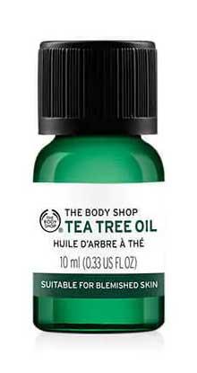 Produk The Body Shop Terbaik - The Body Shop Tea Tree Oil