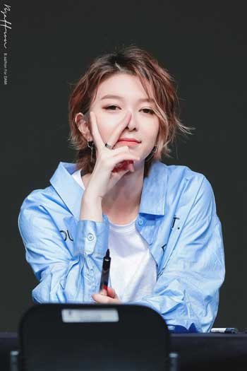 Rapper Kpop Terbaik - Dami Dreamcatcher