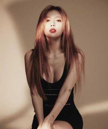Rapper Kpop Terbaik - HyunA