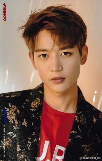 Rapper Kpop Terbaik - Minho SHINee