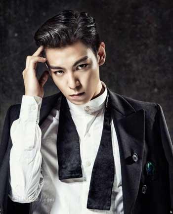 Rapper Kpop Terbaik - T.O.P Big Bang