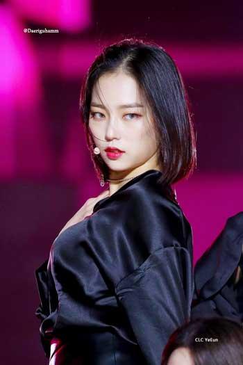 Rapper Kpop Terbaik - Yeeun CLC