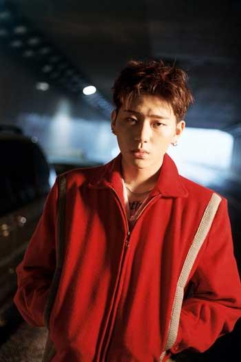 Rapper Kpop Terbaik - Zico