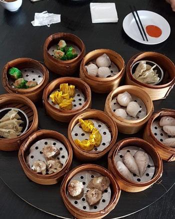 Rekomendasi Restoran All You Can Eat di Jakarta - Bamboo Dimsum