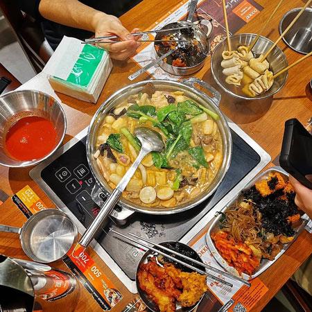 Rekomendasi Restoran All You Can Eat di Jakarta - Dookki