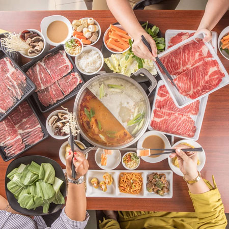 Rekomendasi Restoran All You Can Eat di Jakarta - KOBESHI by Shabu-shabu House