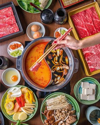 Rekomendasi Restoran All You Can Eat di Jakarta - Mo Mo Paradise